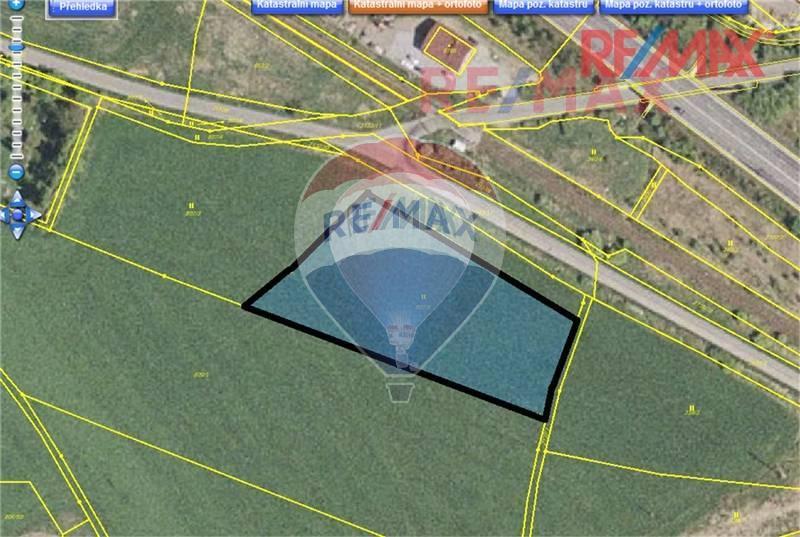 Prodej pozemku, 5929 m2, Písek