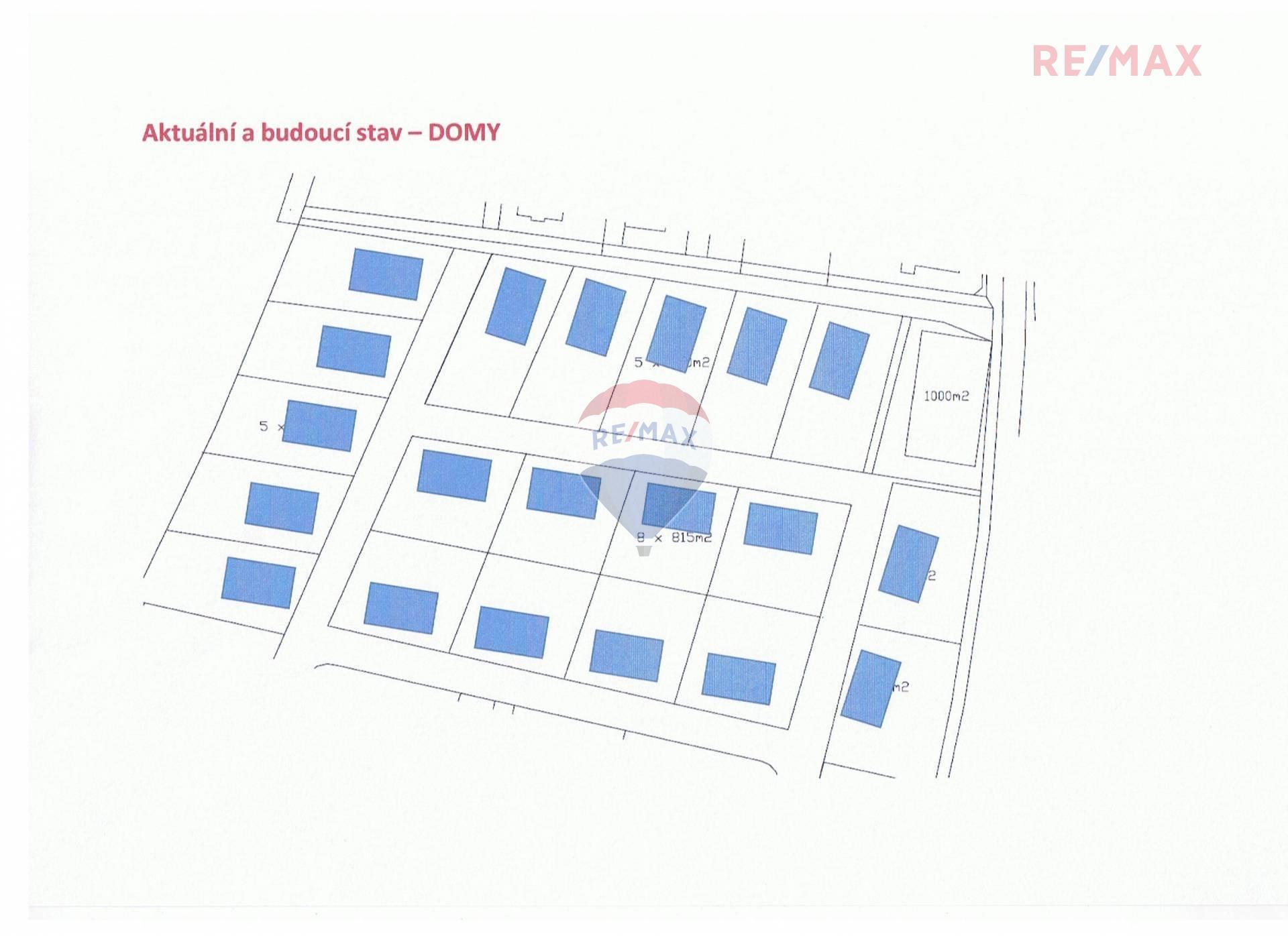 Prodej pozemku, 22106 m2, Úvaly