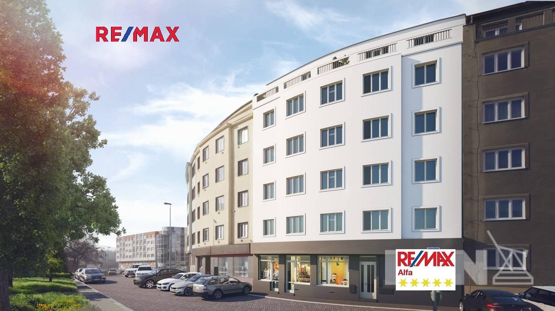 Prodej bytu 3+kk v osobním vlastnictví, 79 m2, Praha 10 - Vršovice