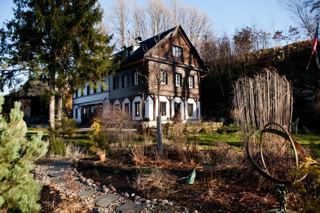 Dům v Radvanci u Nového Boru