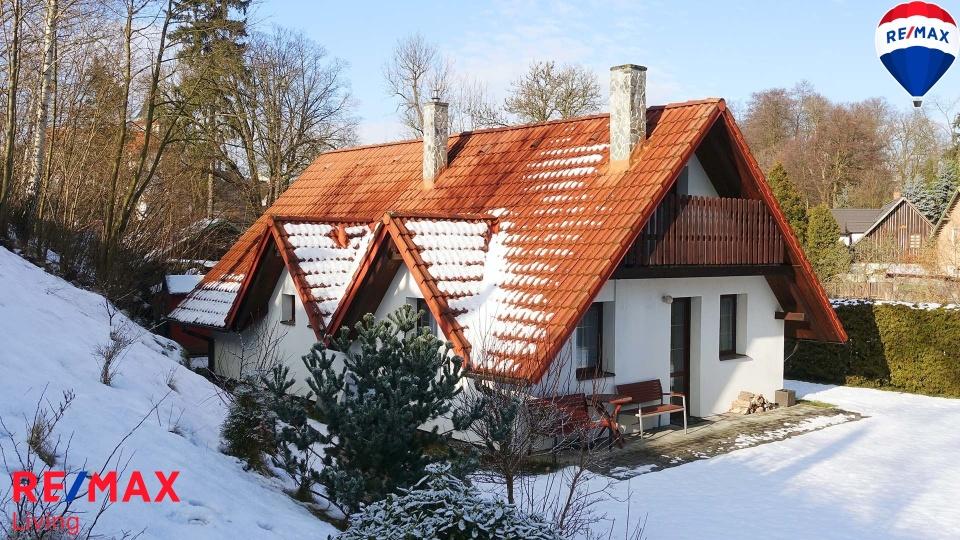 Menší rodinný dům v Doksech