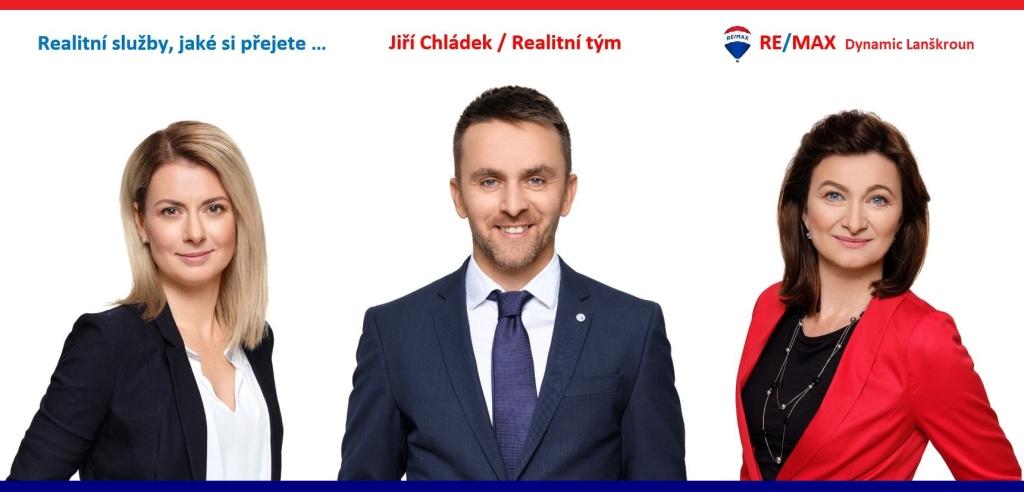 Jiří Chládek realitní tým