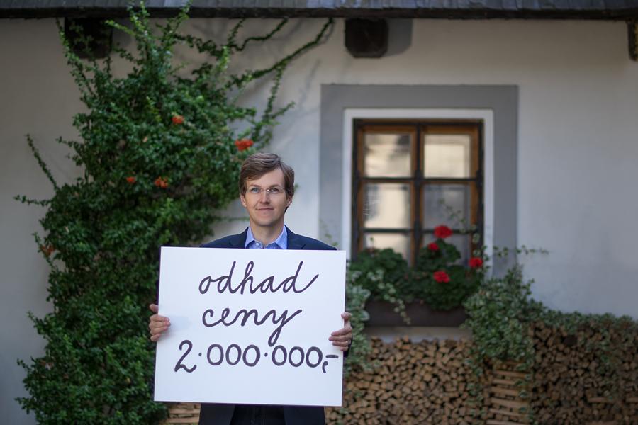 Odhadu přesně hodnotu Vaší nemovitosti