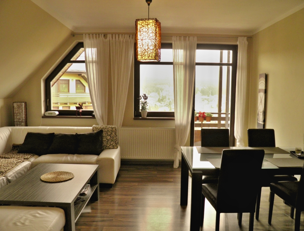 Apartmán v Harrachově