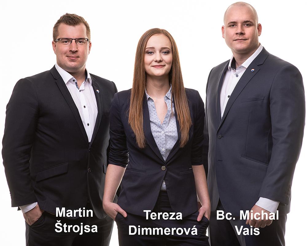 Realitní tým Martina Štrojsy