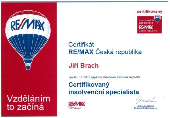 zkouška Certifikovaný insolvenční specialista