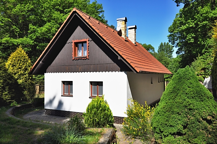 Dům pro rekreaci i bydlení V Drchlavě