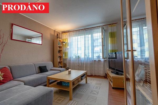Prodáno - byt 3+1, Sezemická, Hradec Králové