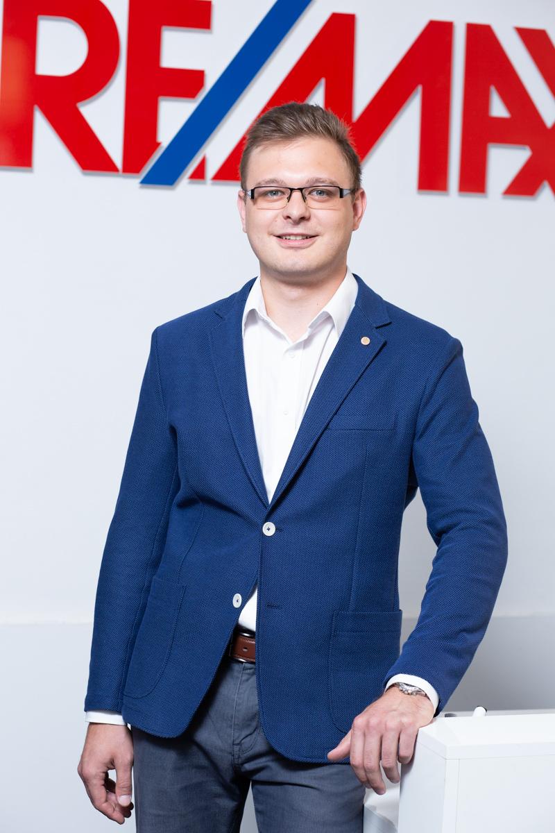 Tomáš Janků - Certifikovaný realitní makléř
