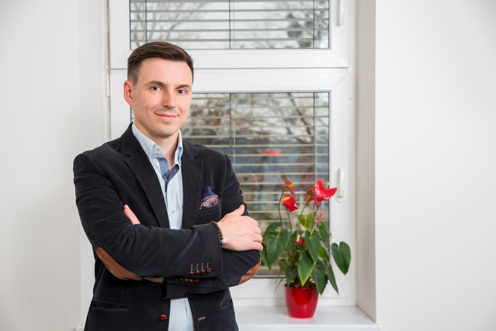 Ing. Petr Gaj - realitní makléř RE/MAX Alfa