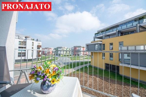 Pronajato - byt 2+kk, Pod Svahem, Hradec Králové