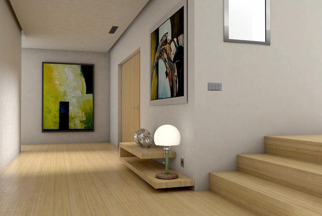 Grafická vizualizace představí možnosti interiéru potenciálním zájemcům