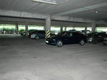 Pronájem garážového stání 6 m², Plzeň