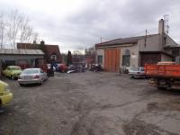 Prodej komerčního objektu 1441 m², Stříbro