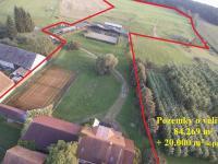 : plocha 84269 m² (Prodej penzionu 1080 m², Nevid)