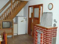 Obývací pokoj (Prodej chaty / chalupy 98 m², Stříbro)