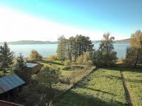 Pohled na jezero - Prodej hotelu 890 m², Černá v Pošumaví