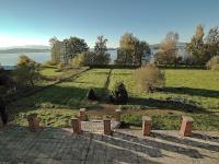 Pohled z o¨pokoje - Prodej hotelu 890 m², Černá v Pošumaví