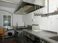 Kuchyně - Prodej hotelu 890 m², Černá v Pošumaví