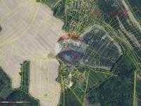 Prodej pozemku 3982 m², Únětice