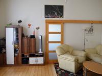 Obývací pokoj - Prodej bytu 2+1 v osobním vlastnictví 61 m², Plzeň