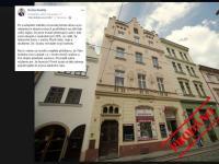 Prodej nájemního domu 1600 m², Plzeň