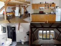 : byt v samostatném objektu - 72 m² (Prodej pozemku 84269 m², Nevid)