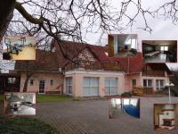 : hlavní objekt pensionu s restaurací (Prodej pozemku 84269 m², Nevid)