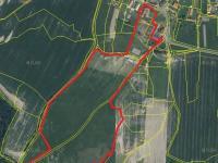 Prodej pozemku 163788 m², Nevid