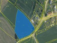 Prodej pozemku 5398 m², Chválenice
