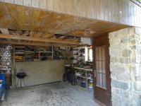 Zděný přístřešek s dílnou (Prodej chaty / chalupy 85 m², Čižice)