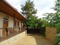 Pohled na dům v létě (Prodej chaty / chalupy 85 m², Čižice)