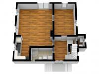 Přízemí (Prodej domu v osobním vlastnictví 140 m², Město Touškov)