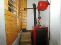 Kotel a sauna (Prodej domu v osobním vlastnictví 400 m², Prachatice)