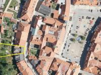 Pohled z letadla (Prodej domu v osobním vlastnictví 400 m², Prachatice)