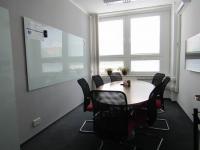 : 1. patro - malá zasedačka (Pronájem kancelářských prostor 160 m², Plzeň)