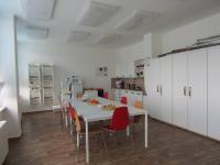 : 1. patro - odpočívárna (Pronájem kancelářských prostor 160 m², Plzeň)