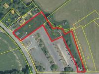 Prodej pozemku 4647 m², Šťáhlavy