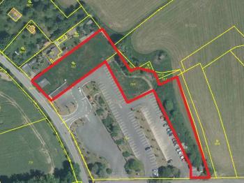 : rozloha 4647m² - Prodej pozemku 4647 m², Šťáhlavy