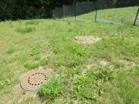 : kanalizace - Prodej pozemku 4647 m², Šťáhlavy