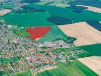 Prodej pozemku 115472 m², Zruč-Senec