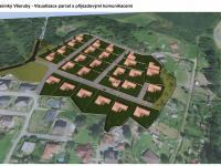 územní studie (Prodej pozemku 20915 m², Všeruby)