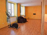 Obývací část - Pronájem bytu 1+kk v osobním vlastnictví 96 m², Plzeň