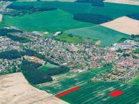 Prodej pozemku 11668 m², Zruč-Senec