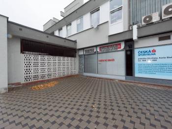 Pronájem obchodních prostor 9 m², Plzeň