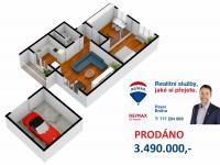 Prodej bytu 3+1 v osobním vlastnictví 100 m², Plzeň