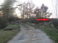 : přístup k pozemku - Prodej pozemku 3575 m², Bučí