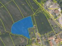 Prodej pozemku 3575 m², Bučí