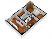 Prodej bytu 2+1 v osobním vlastnictví 53 m², Plzeň