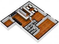 Pronájem obchodních prostor 106 m², Dobřany